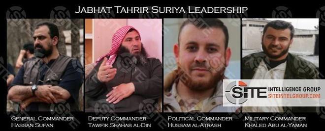 Cuộc chiến một mất một còn ở Idlib, Syria: Khủng bố tự tàn sát nhau đẫm máu - Ảnh 2.
