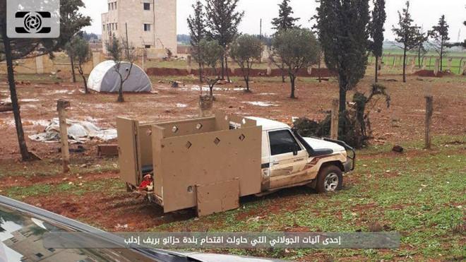 Cuộc chiến một mất một còn ở Idlib, Syria: Khủng bố tự tàn sát nhau đẫm máu - Ảnh 6.