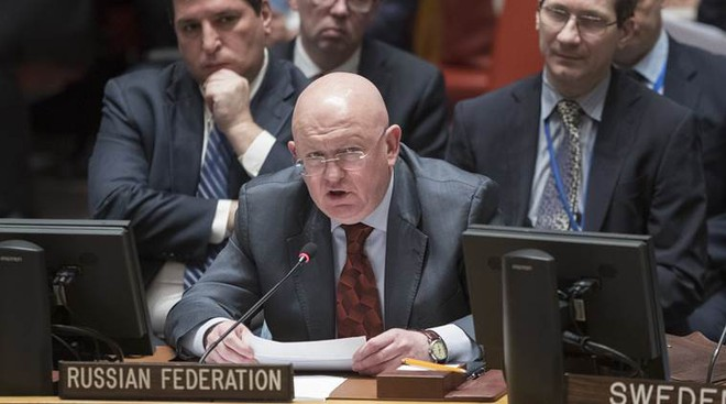 Mỹ nóng mặt vì Nga ra tay cứu Iran tại Hội đồng bảo an - Ảnh 1.