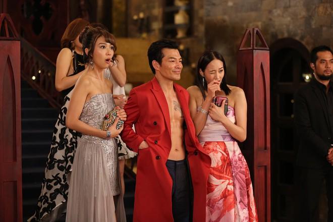 Trailer phim của Trần Bảo Sơn: Nóng với cảnh quay của Mike Tyson và 3 sao nữ châu Á - Ảnh 11.
