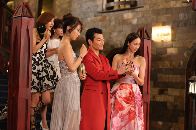 Trailer phim của Trần Bảo Sơn: Nóng với cảnh quay của Mike Tyson và 3 sao nữ châu Á - Ảnh 10.