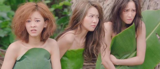 Trailer phim của Trần Bảo Sơn: Nóng với cảnh quay của Mike Tyson và 3 sao nữ châu Á - Ảnh 2.