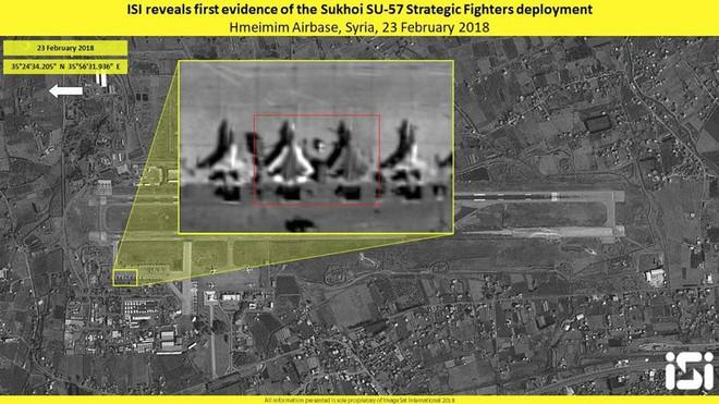 Tiêm kích Su-57 Nga sẽ xuất kích ồ ạt ở Syria: Mỹ-NATO phấn khích chờ xem kịch hay? - Ảnh 1.