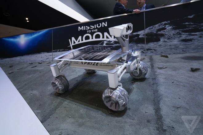 Lần đầu tiên trong lịch sử, loài người thiết lập mạng di động 4G trên Mặt trăng  - Ảnh 2.