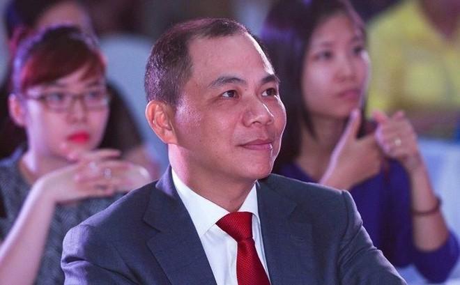 Forbes đổi góc nhìn về tỷ phú Phạm Nhật Vượng