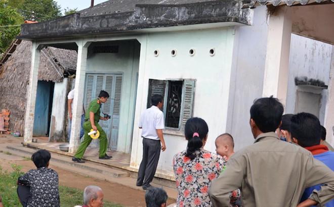 Chồng dùng xăng đốt gia đình vợ bỏng nặng ở miền Tây