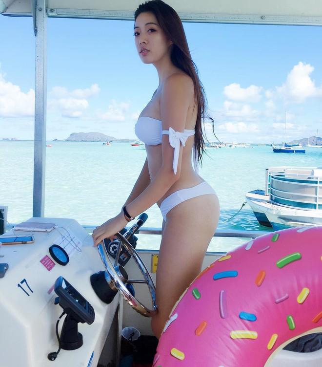 Nhan sắc nóng bỏng của Tân Hoa hậu Quốc tế Trung Hoa - Ảnh 6.