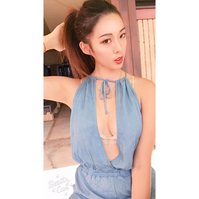 Nhan sắc nóng bỏng của Tân Hoa hậu Quốc tế Trung Hoa - Ảnh 11.