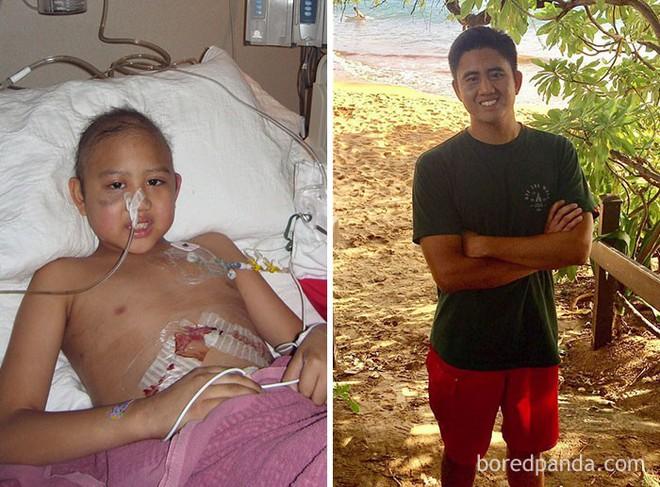 Ngắm 10 bức ảnh có thể truyền cảm hứng mạnh mẽ về bệnh nhân ung thư sau khi chữa khỏi - Ảnh 9.