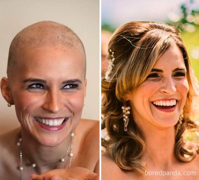 Ngắm 10 bức ảnh có thể truyền cảm hứng mạnh mẽ về bệnh nhân ung thư sau khi chữa khỏi - Ảnh 10.