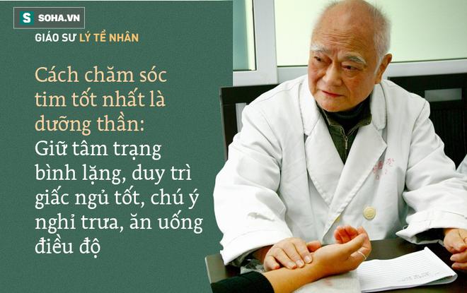 Danh y 87 tuổi tiết lộ cách tự chăm sóc ngũ tạng để sống khỏe mạnh trường thọ dễ dàng hơn - Ảnh 1.