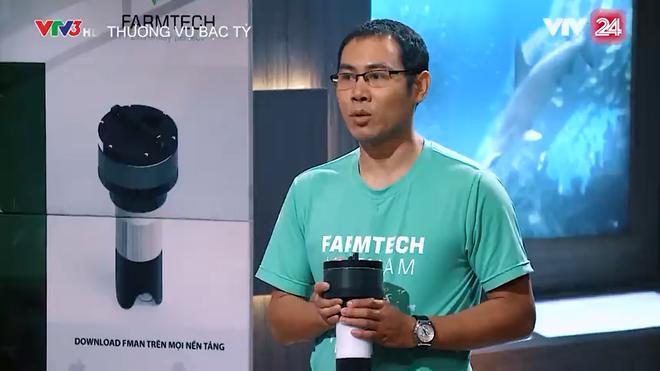 Shark Tank: Thương vụ về MXH nông nghiệp khiến Shark Hưng phải xuýt xoa Thế này mới là start-up chứ! - Ảnh 2.