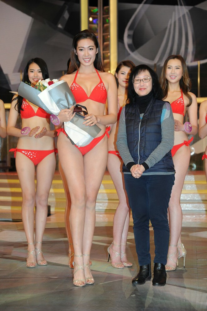 Nhan sắc nóng bỏng của Tân Hoa hậu Quốc tế Trung Hoa - Ảnh 1.