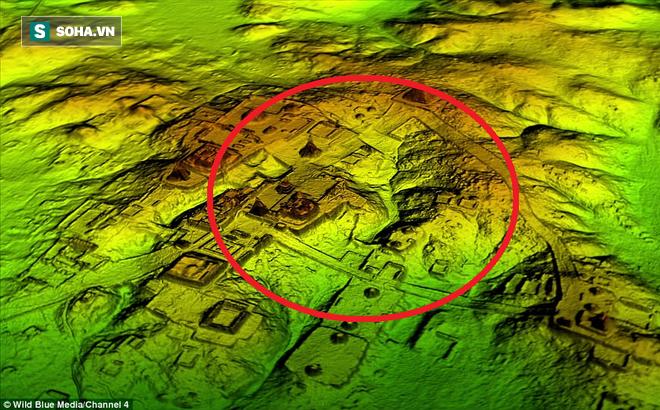 Phát hiện 60.000 kiến trúc bí ẩn của người Maya sâu trong rừng rậm ở Guatemala