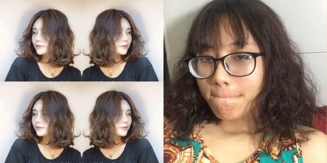 Đi làm tóc đẹp diện Tết, cô gái nhận cái kết không ngờ khi đặt niềm tin nhầm chỗ - Ảnh 1.