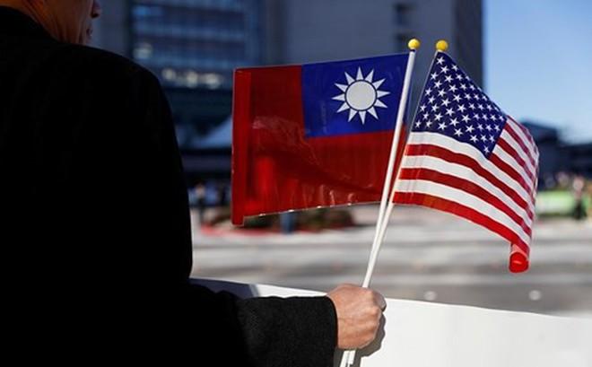 """Quân đội Mỹ """"công nhận"""" Đài Loan là một bộ phận của Trung Quốc"""