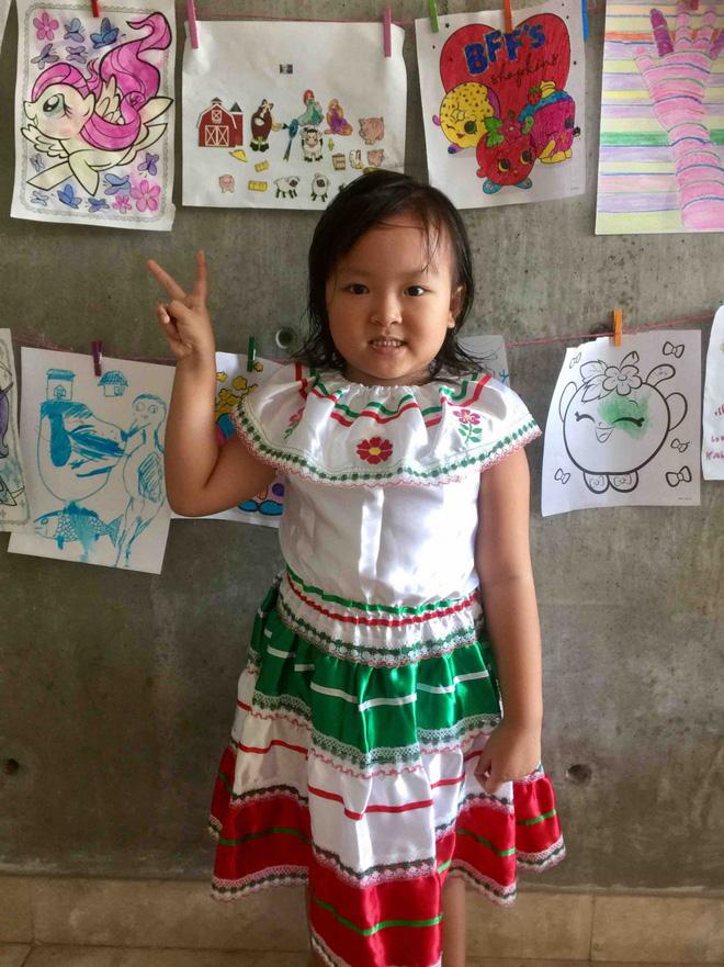 Tiết lộ bí quyết bé gái gốc Việt chiến thắng căn bệnh u não - Ảnh 1.