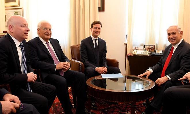 Mỹ tìm cách giải quyết xung đột Israel-Palestine: Thỏa thuận thế kỷ hay cú tát thế kỷ? - Ảnh 1.