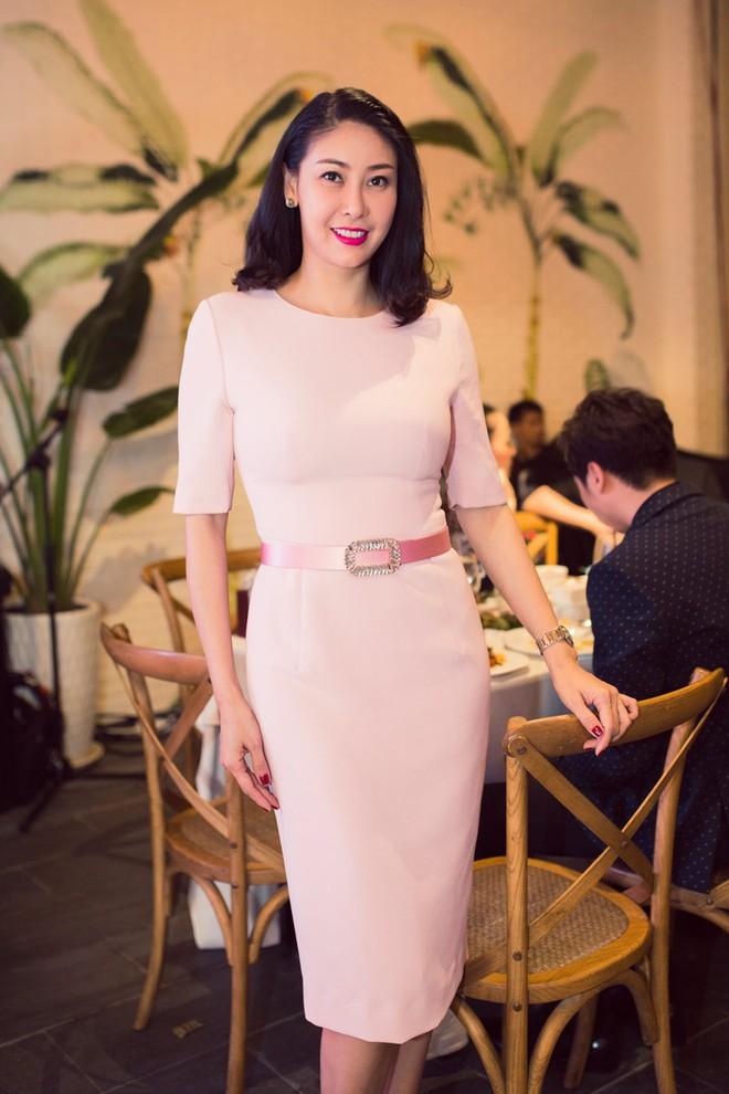 Dàn mỹ nhân Hoa hậu Việt Nam đăng quang gần 20 năm vẫn xinh đẹp, sắc sảo đến phát hờn - Ảnh 4.