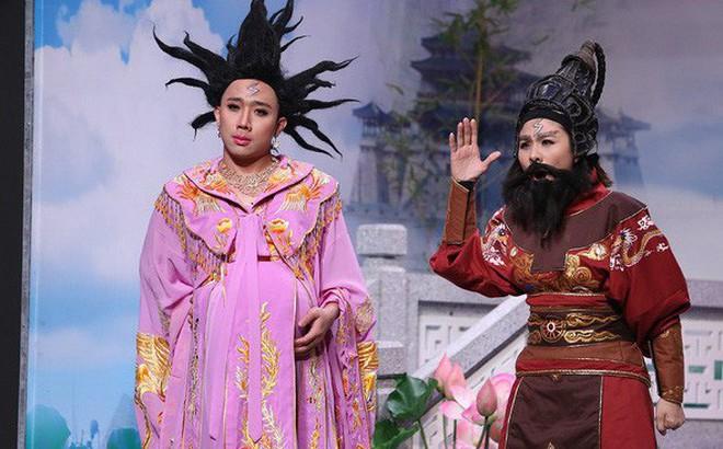 Trước bàn dân thiên hạ, Trấn Thành khẳng định: Hari Won đã héo!