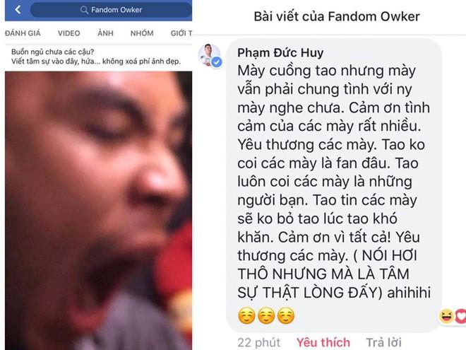 Fan nữ nhắn hỏi tung tích quà tặng, câu trả lời của Đức Huy U23 khiến ai cũng xuýt xoa - Ảnh 5.