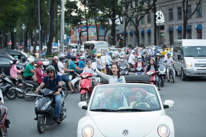 Võ Mỵ Nương Trương Quân Ninh gây náo loạn khi xuất hiện tại TP.HCM - Ảnh 5.