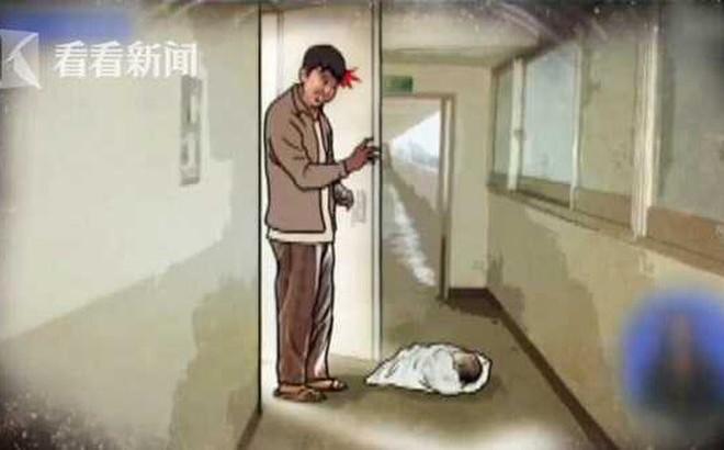 Lén lút sinh con rồi vứt trước cửa, nữ sinh dựng lên vở kịch vô tình nhặt được đứa bé bị bỏ rơi để lừa mọi người