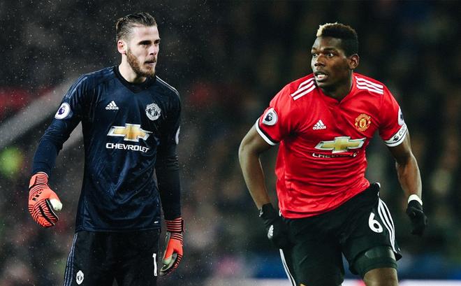 Đã đến lúc Mourinho tước tấm băng đội trưởng của Pogba để tính kế lưỡng toàn