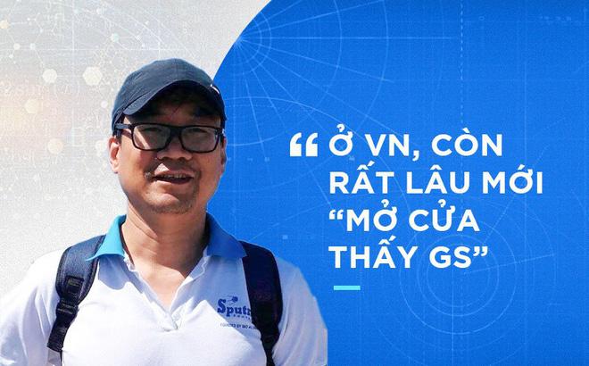 """GS Nguyễn Tiến Dũng: Nếu không kiểm soát, VN dễ bùng nổ hàng chục ngàn """"Giáo sư chim chuột"""""""
