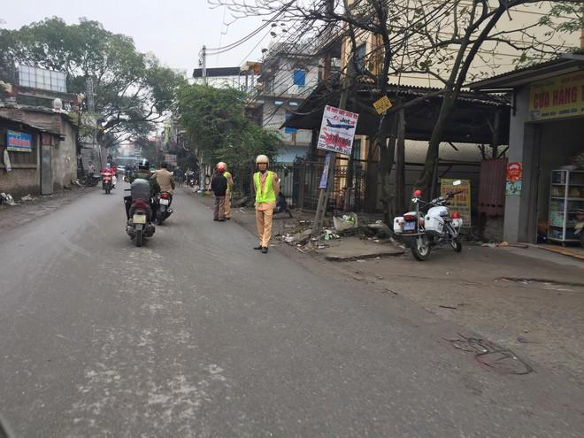 Hiện trường vụ nổ ở Bắc Ninh được phong tỏa như thế nào? - Ảnh 3.