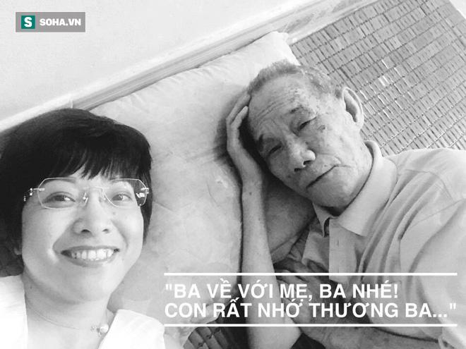 MC Thảo Vân: Mai con muốn về thăm ba, nhưng ngày đó chẳng bao giờ đến nữa! - Ảnh 1.