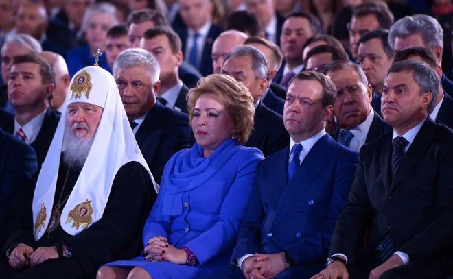 Thông điệp liên bang 2018: Khoe vũ khí tối tân, ông Putin thức tỉnh bất kỳ kẻ xâm lược nào - Ảnh 7.