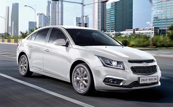 """Chevrolet vừa tung khuyến mãi """"khủng"""", giảm giá gần trăm triệu đồng"""