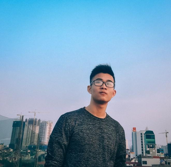 Nhận học bổng du học Mỹ gần 5 tỷ đồng, nam sinh Hà Nội muốn tạo ra robot bác sĩ tâm lý - Ảnh 7.