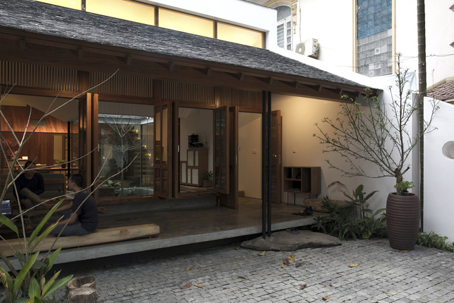 Báo Mỹ ngợi ca ngôi nhà mang nếp kiến trúc cổ Bắc Bộ của người Việt - Ảnh 5.