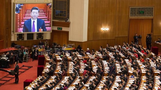 Bỏ giới hạn nhiệm kỳ Chủ tịch nước: Vì sao truyền thông Trung Quốc đột ngột im lặng? - Ảnh 1.