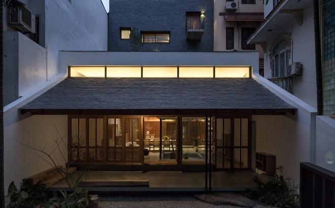 Báo Mỹ ngợi ca ngôi nhà mang nếp kiến trúc cổ Bắc Bộ của người Việt