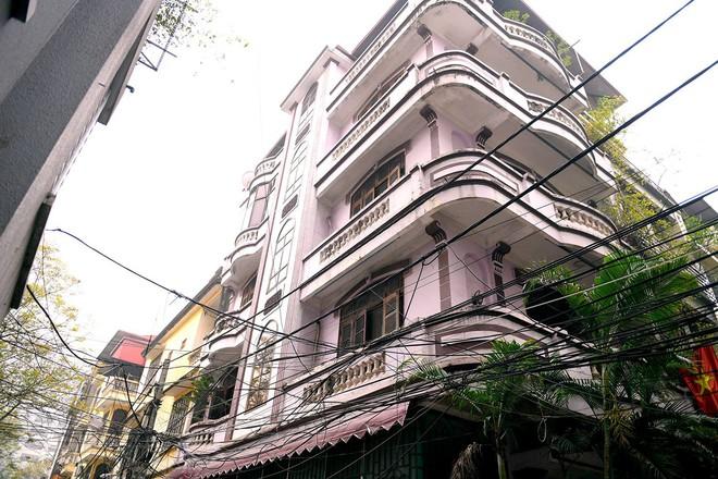 Cận cảnh ngôi nhà của ông Nguyễn Thanh Hoá ở Chùa Láng - Ảnh 4.