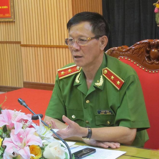 Đại diện VKS Phú Thọ: Công an mời tướng Phan Văn Vĩnh là việc được pháp luật cho phép - Ảnh 1.
