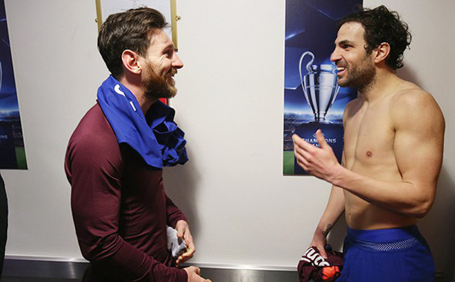'Messi đây ư? Nhìn như cọng bún vậy'