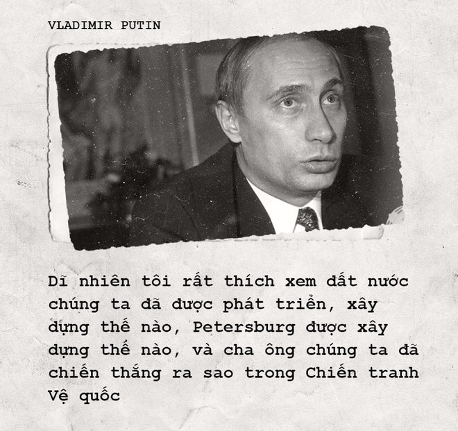 Tổng thống Putin và những chuyện chưa kể: Từ vết hằn tuổi thơ tới kẻ thù lớn của nước Mỹ - Ảnh 6.