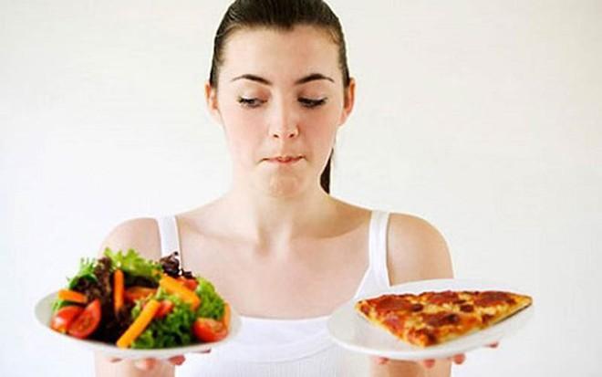 7 bước giúp bạn giảm cân trong 30 ngày - Ảnh 1.