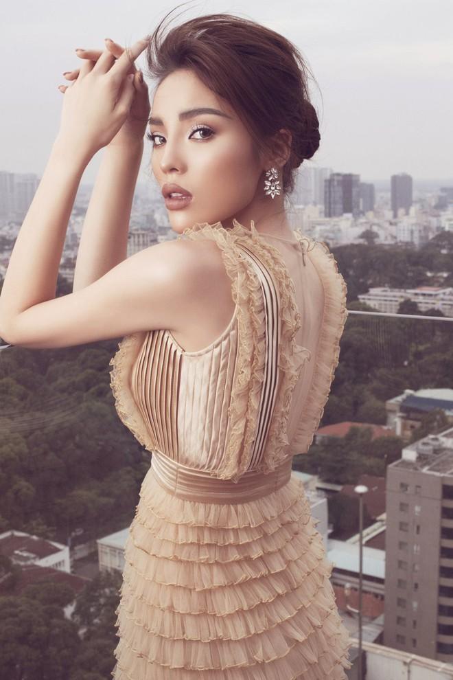 Kỳ Duyên, Hương Giang, Mỹ Linh phản ứng ra sao trước tin đồn mua giải Hoa hậu? - Ảnh 4.