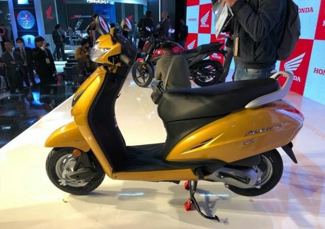Cận cảnh mẫu Honda Activa 5G, chị em song sinh với Lead, giá chỉ 18 triệu đồng - Ảnh 1.