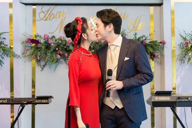 Mai Hồ công khai loạt khoảnh khắc ngọt ngào với chồng sắp cưới trong lễ đính hôn - Ảnh 8.