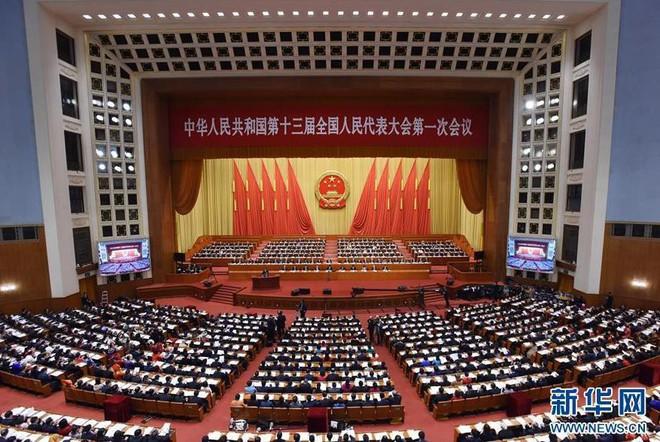 Luật giám sát: Vũ khí chống tham nhũng cực mạnh, Quốc hội TQ sở hữu quyền lực chưa từng có - Ảnh 1.