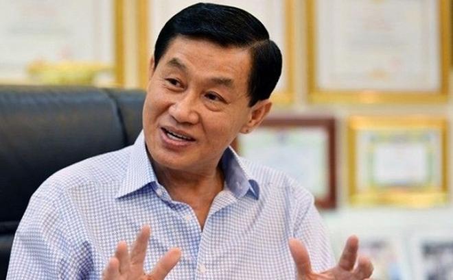 """""""Bóng dáng"""" ông Johnathan Hạnh Nguyễn sau việc CIAS không thuê được mặt bằng tại Nhà ga quốc tế Cam Ranh khiến cổ phiếu lao dốc"""