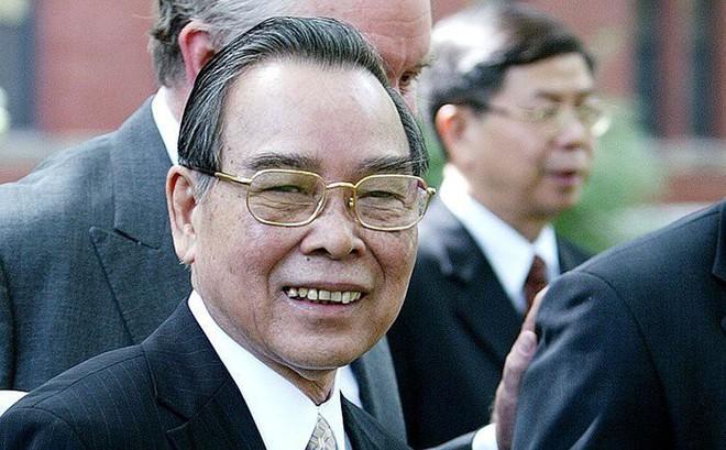 Phát ngôn ấn tượng của ông Phan Văn Khải trên cương vị Thủ tướng Chính phủ