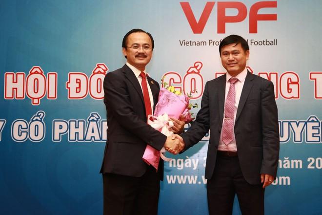 Chủ tịch VFF Lê Hùng Dũng: 'Nên bình tĩnh về chuyện đề cử nhân sự cho lãnh đạo VFF khóa VIII' - Ảnh 1.