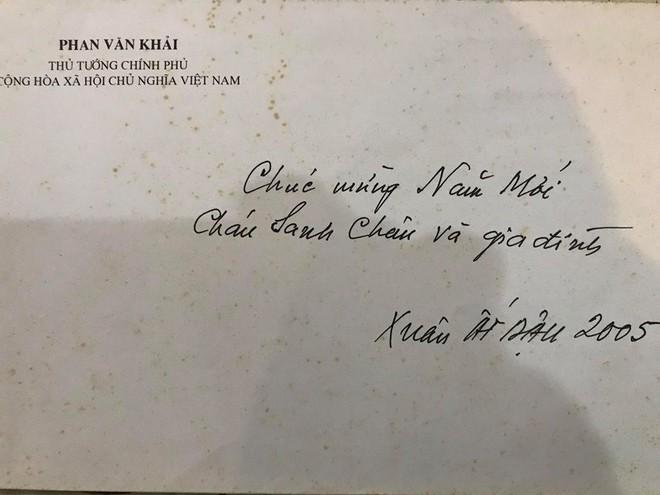 Đại sứ Phạm Sanh Châu: Vĩnh biệt chú Phan Văn Khải, tấm gương hết lòng tận tụy vì nước, vì dân - Ảnh 3.
